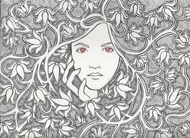Les Fleurs by excessaccess