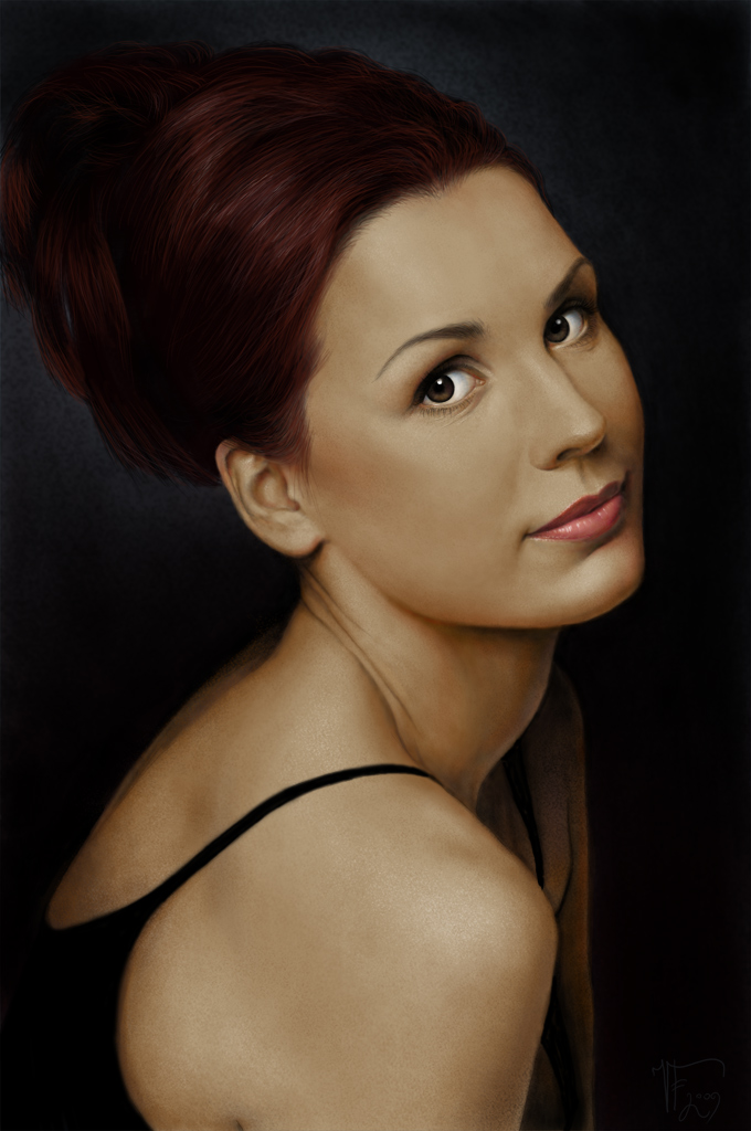 Olga by ViKiV