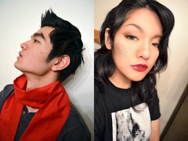 Legend Of Korra Makeup Test By Splatgoestomato On Deviantart