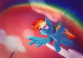 Rainbows by Whazzam95