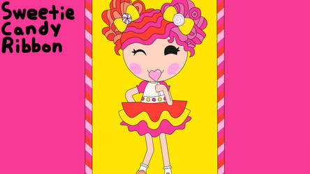 Sweetie Candy Ribbon