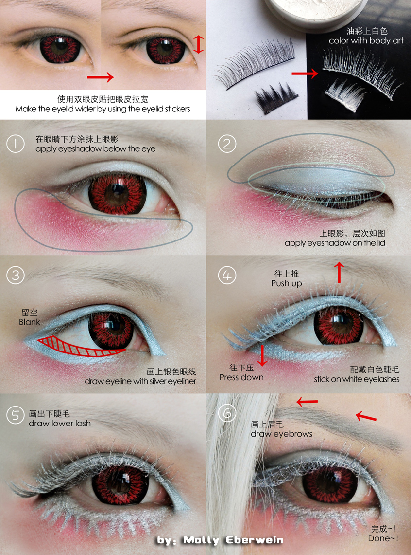 Cosplay Makeup Tips Indonesia