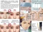 Nose contouring tutorial