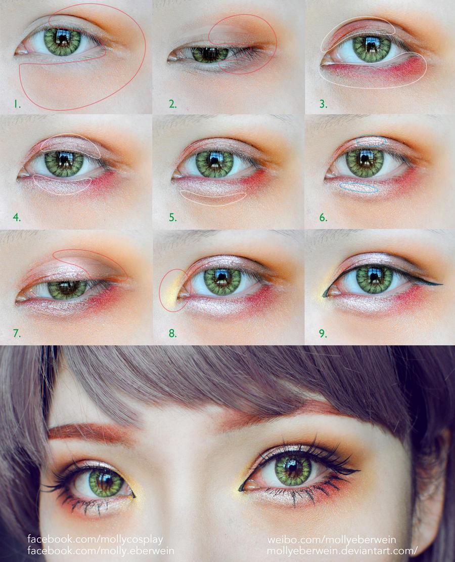 Czeshop Images Anime Cosplay Eye Makeup