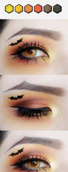 Halloween Makeup by mollyeberwein