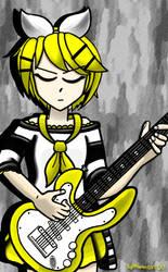 Vocaloid Fanart #3 Kagamine Rin