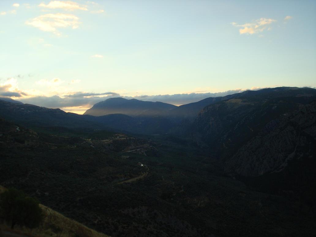 Sunrise by Locurus