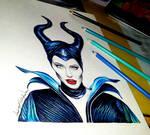 Maleficent - Angelina Jolie