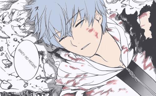Kojou and yukina strike the blood strike the blood