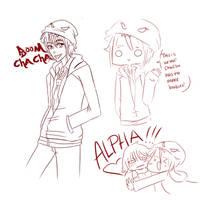 Bam! Cha Cha! by ShutUpChibsi