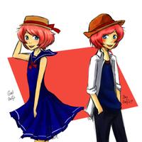 NH: Boy or Girl by ShutUpChibsi
