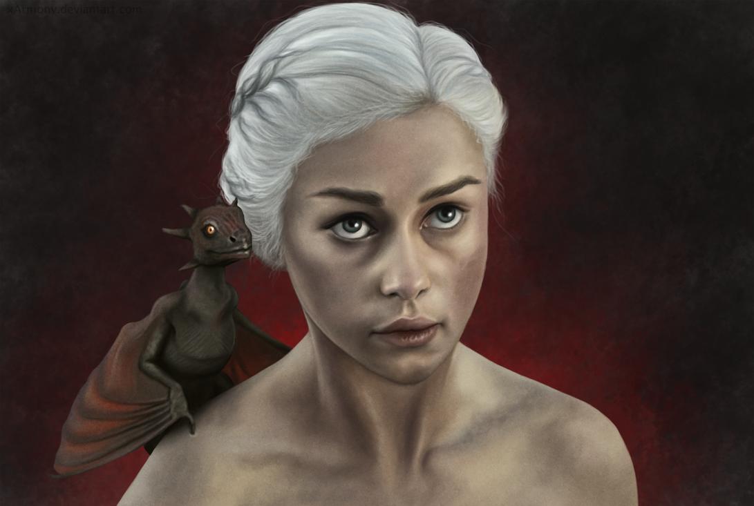 Daenerys by xArmony