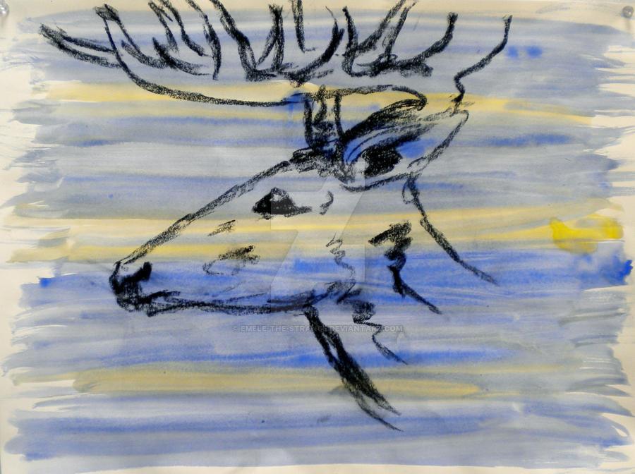 Deer Series 1 by emele-the-strange