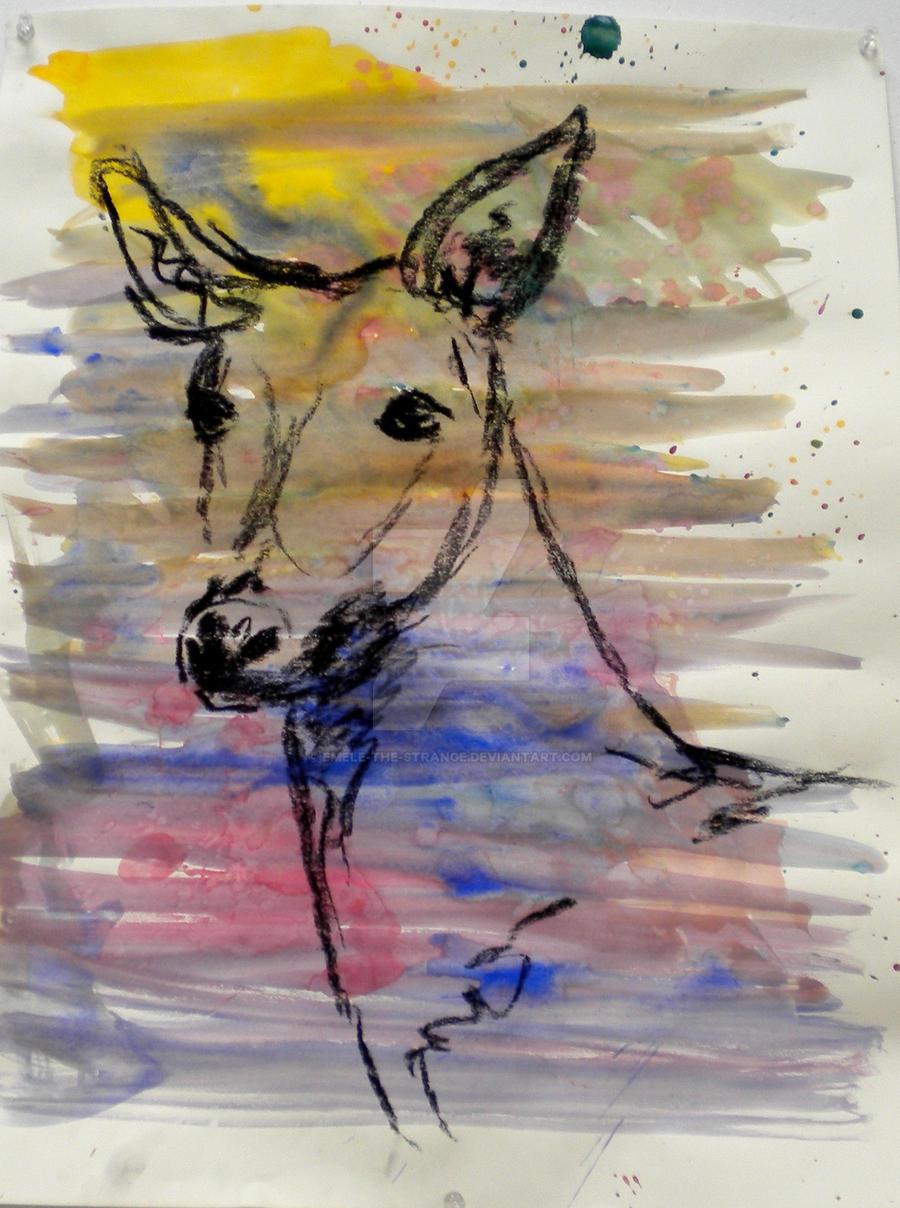 Deer Series 2 by emele-the-strange