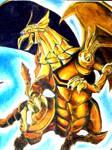 wing dragon of rah