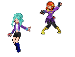 COM: Orcher and Opal sprites by Kannacchi