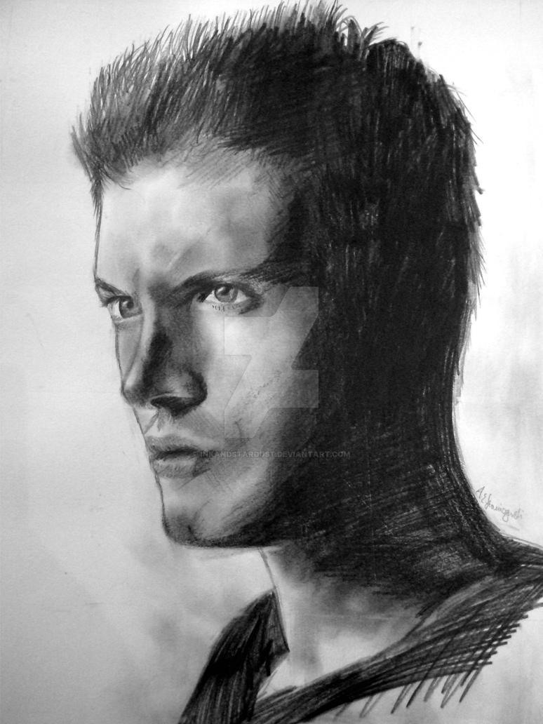Dean Winchester by inkandstardust