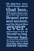 Bluest Blue Ever by inkandstardust