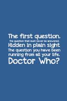 Spoilerish - Doctor Who by inkandstardust