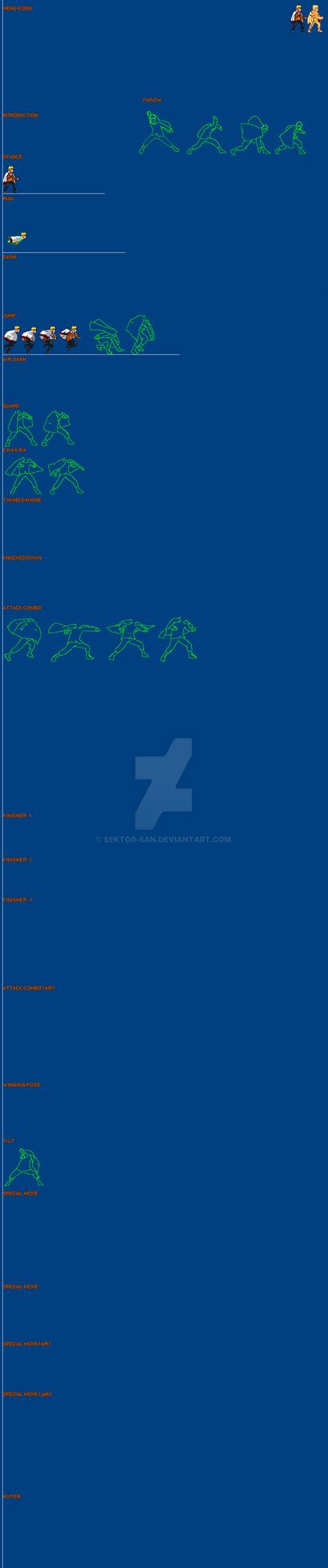 Naruto Hokage NZC (3%) W.i.p by Sektor-San