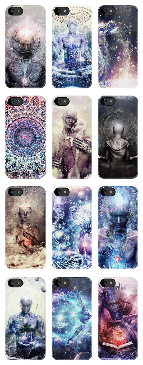 Cameron Gray Iphone Cases by parablev