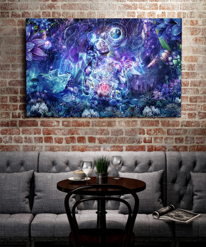 Transcension Canvas by parablev