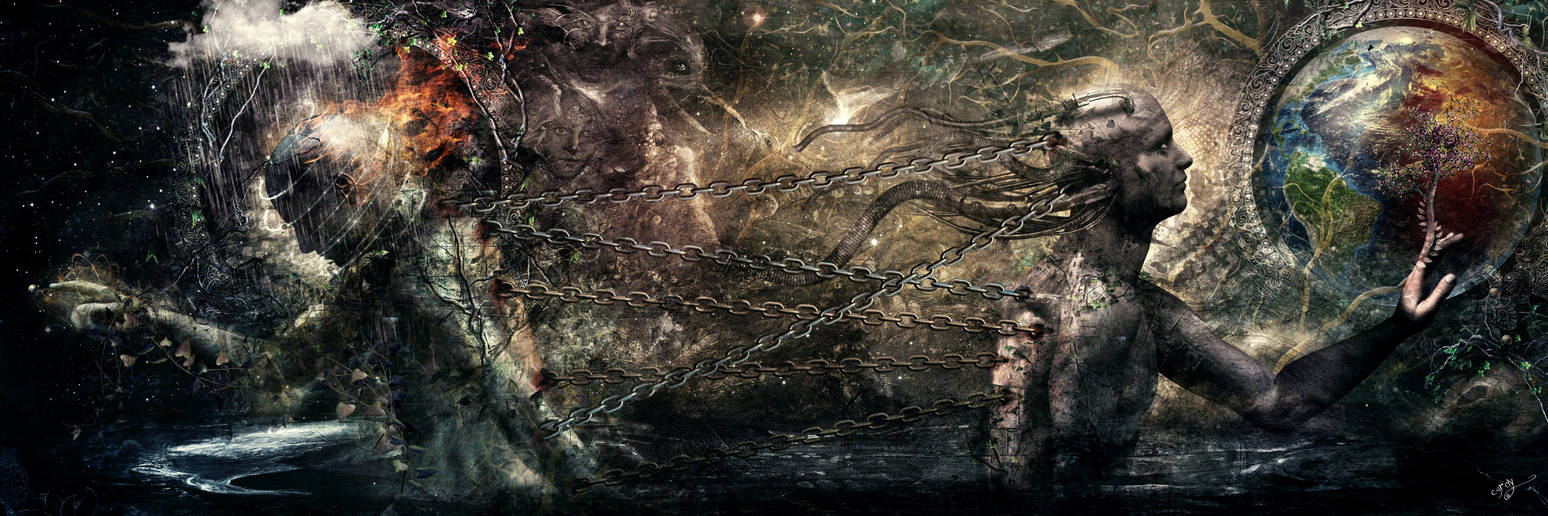 Born of Osiris, Soul Sphere by parablev