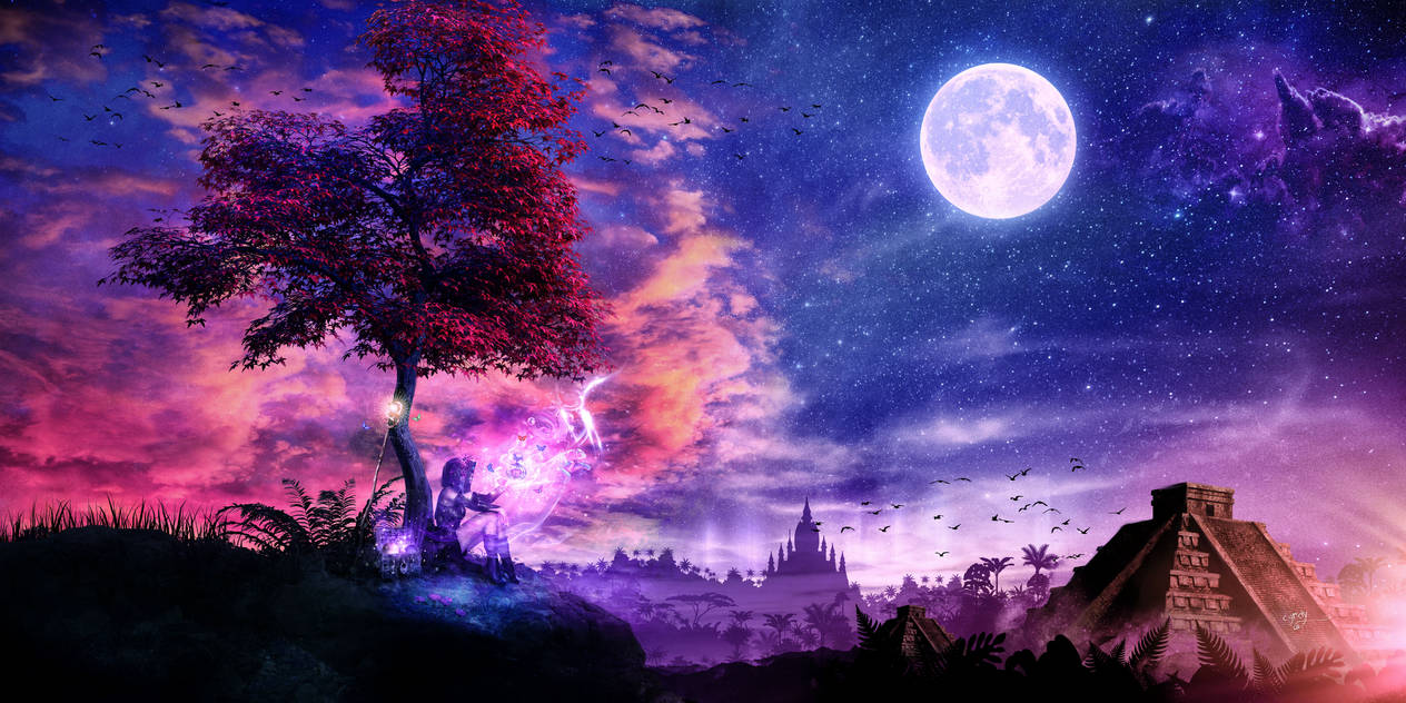 A Place For Fairy Tales by parablev