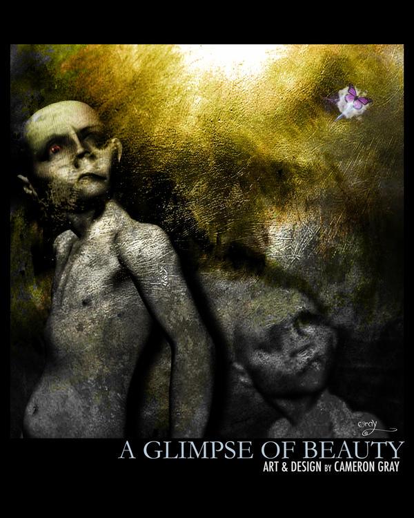 A Glimpse Of Beauty 1 by parablev
