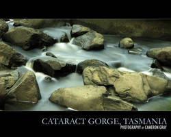 Cataract Gorge 3, 2007 by parablev