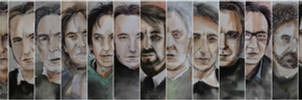 Alan Rickman by titleless