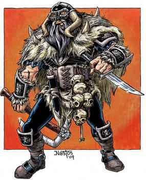 ElfSong: Duros the Reaver