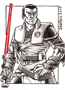 Star Wars: Galen Marek Final by ElfSong-Mat