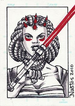 Star Wars: Maris Brood by ElfSong-Mat