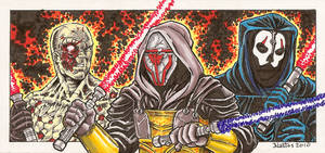 Star Wars: Sith Lords Final