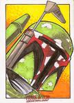 Star Wars: Boba Fett Card