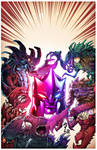 Ryoshi Batora Guntaza Cover 3