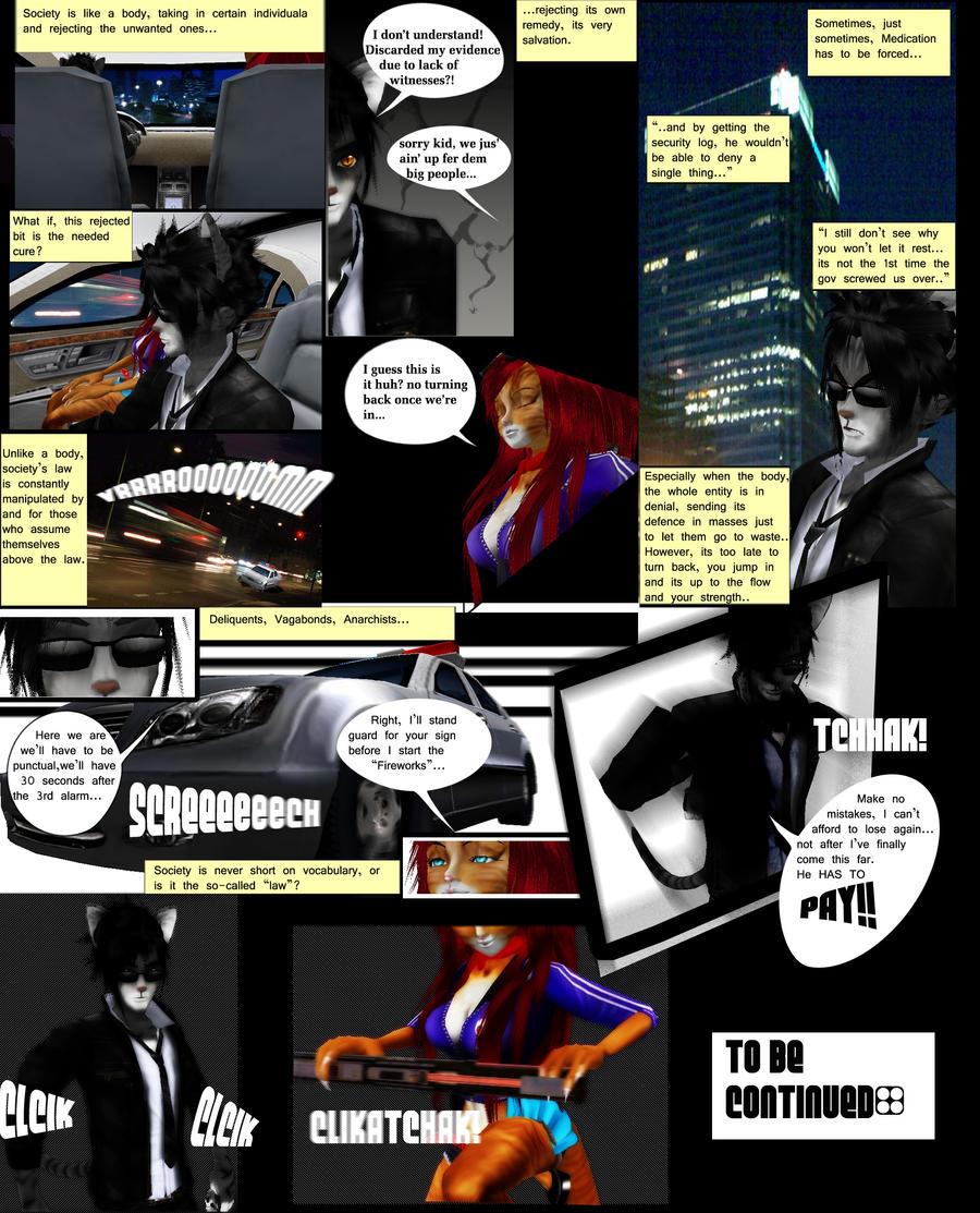 IMVU:: Comic by Original-Hypnotika on DeviantArt