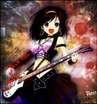 Haruhi Guitar