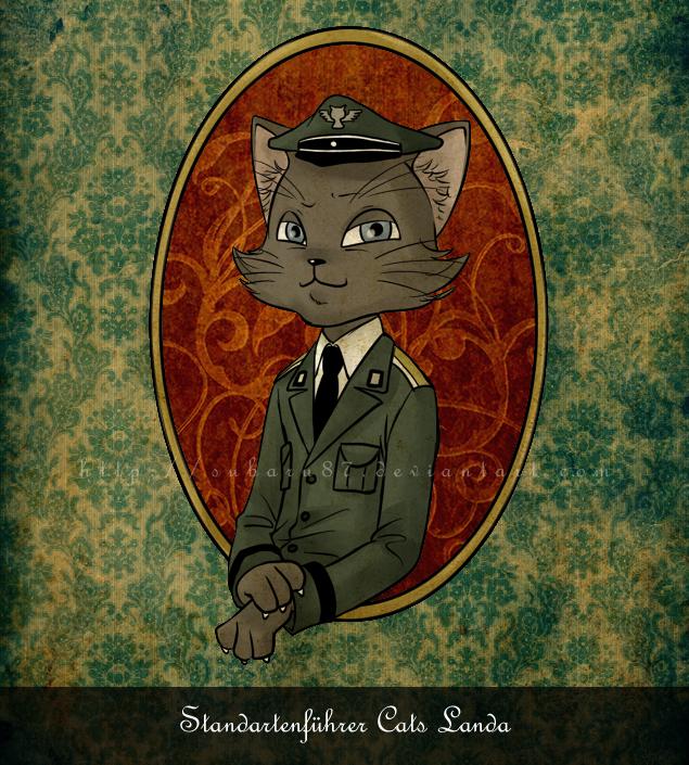 Cats Landa by subaru87
