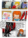 Innocence Is Bliss 19 Monika The Invader PG 1 by RadionicSIK832
