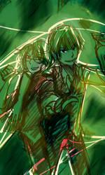 LL: Colour of greed by asahirureiko