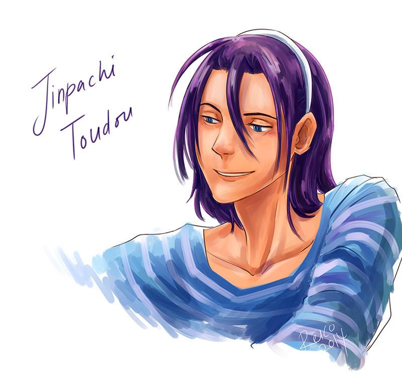[YowaPeda] Toudou by asahirureiko
