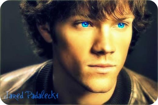 jared padalecki blue eyes by darklingalexandria19 on