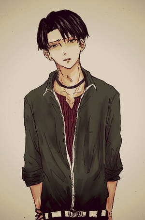 Seducing you? [Levi x Reader] by DevianMarkov on DeviantArt