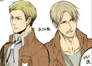 AoT Changed Man ~ Mike x Reader by mst88 on DeviantArt