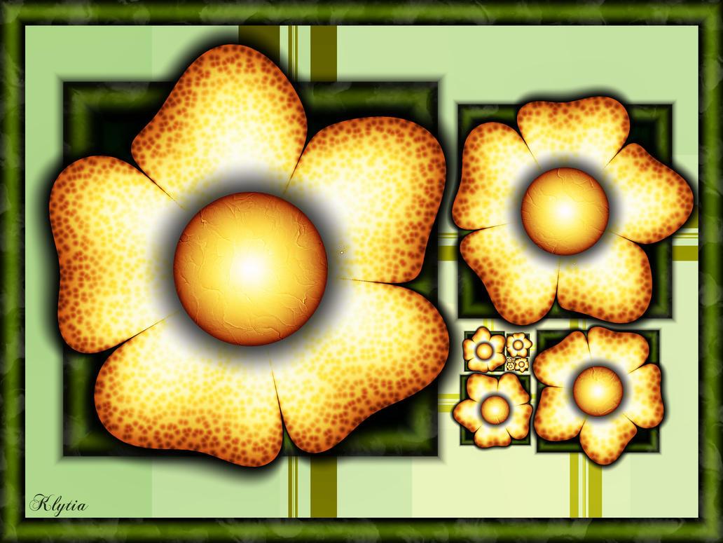 Barnsley Flowers By Klytia70 On DeviantArt