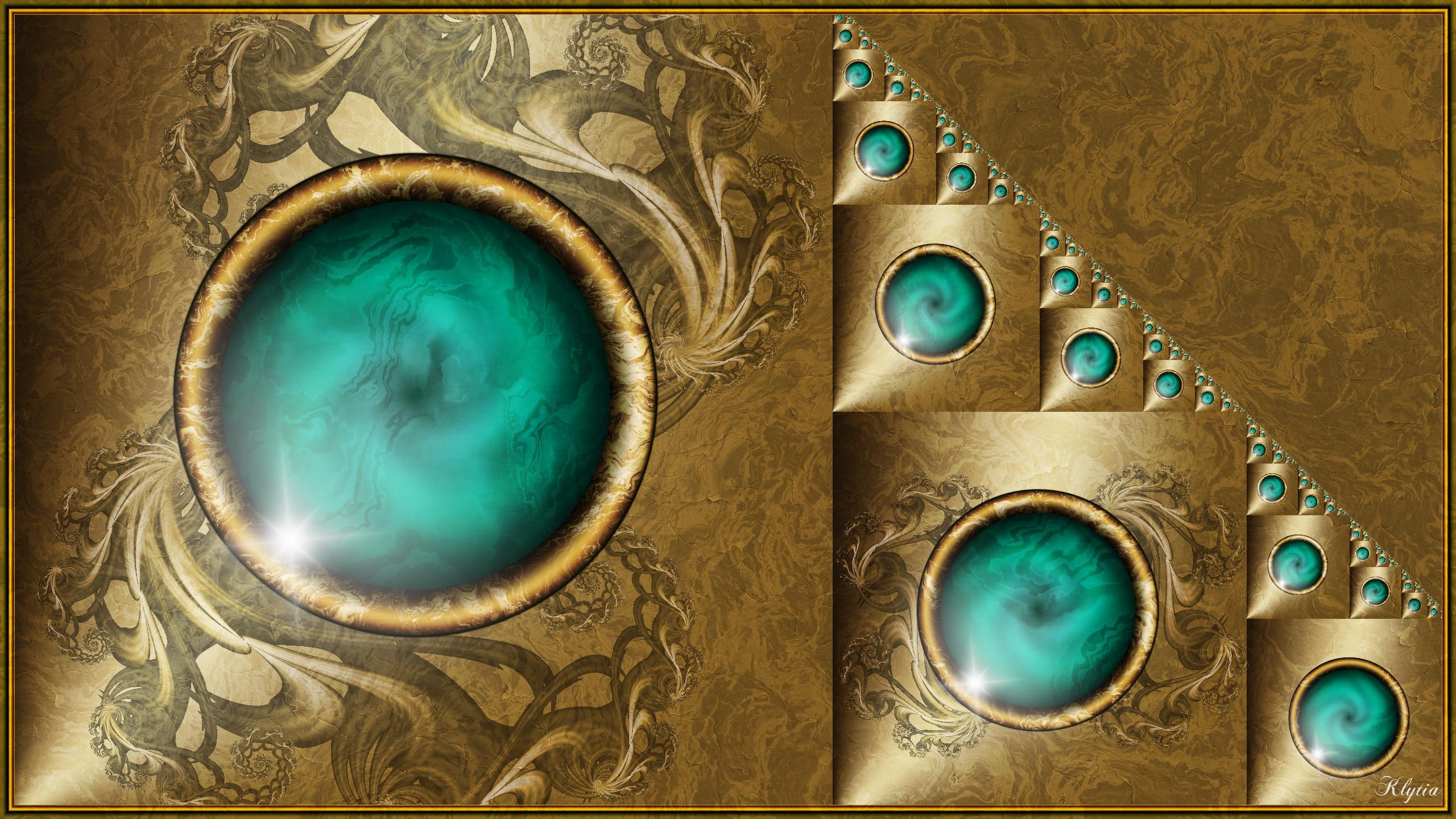 The goldsmith gem fest by Klytia70