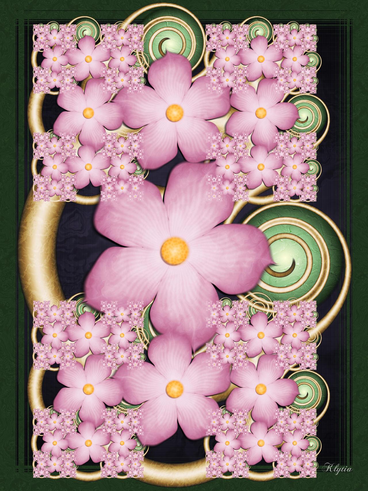 Full bloom by Klytia70