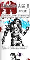 Dragon Age 2 meme -spoilers-
